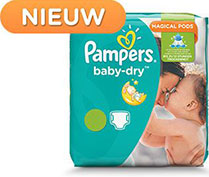Pampers maandbox