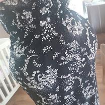 buikje weken zwanger