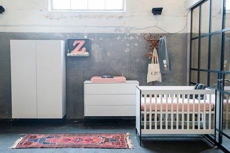 industriele babykamer
