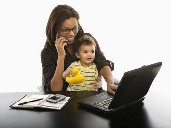 werken met kind