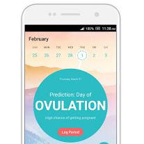 Review Menstruatiecyclus Ovulatie Zwanger Kalender Flo
