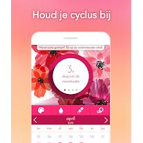 Review Menstruatiekalender app