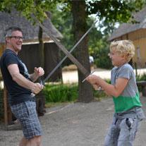 riddergevecht archeon