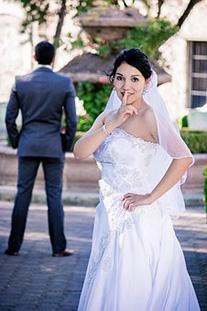 zwanger trouwen