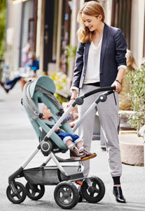 compact Stokke Scoot