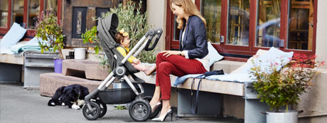 baby Stokke Scoot
