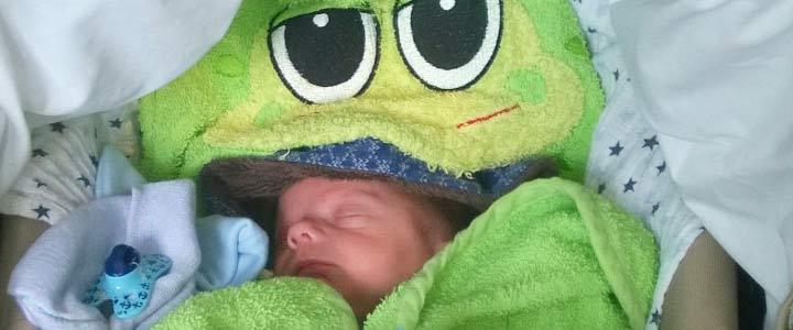 7x de eerste keer van onze baby