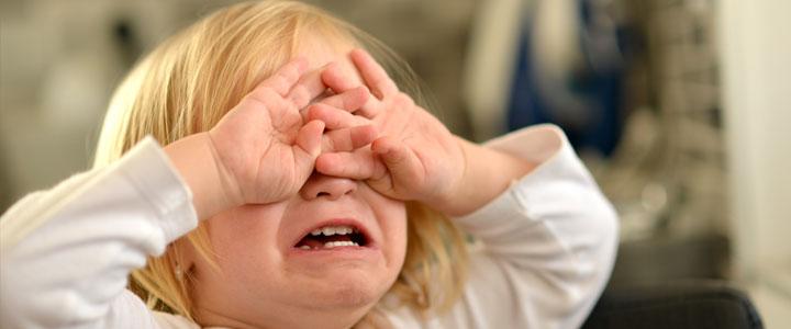 Om te kotsen – kinderen met buikvirus griep