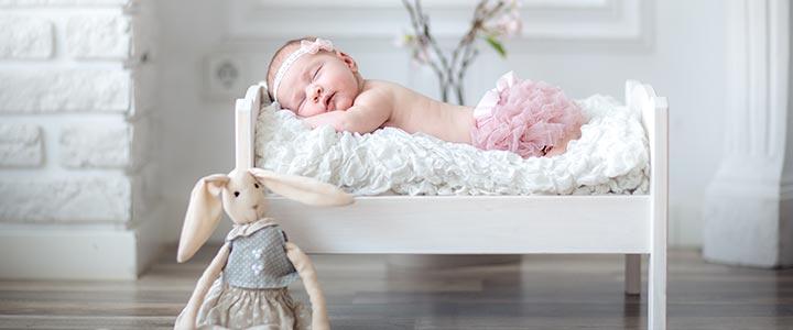 een kleine kinderkamer inrichten laat je inspireren