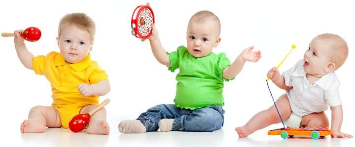 Speelgoed voor baby