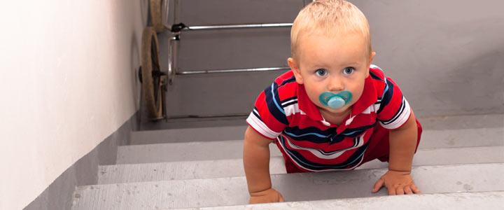 Tips voor een veilig en baby-proof huis