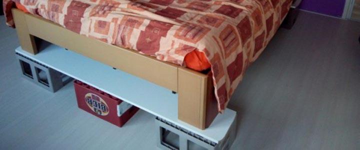 Verrassend Klossen onder het bed voor de bevalling en kraamweek PA-69
