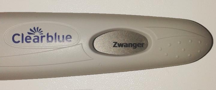 Kan Niet Wachten Om Een Zwangerschapstest Te Doen