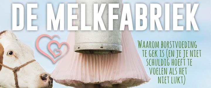 Review boek over borstvoeding: De Melkfabriek