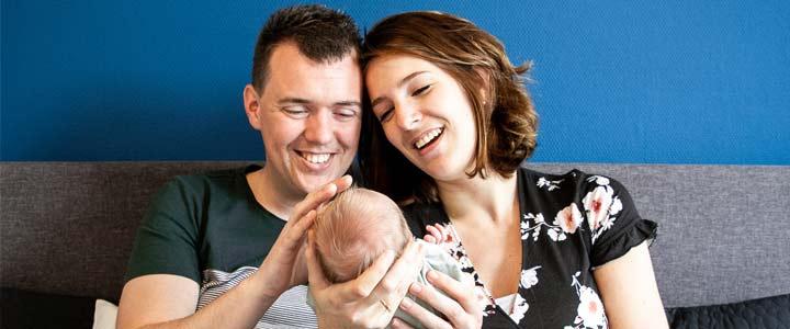 Problemen met borstvoeding bij overproductie moedermelk