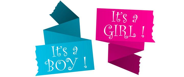 BOY-or-GIRL quiz! Geslacht van baby jongen of meisje? Test!
