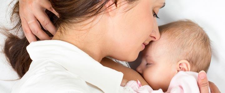 Borstvoeding en mogelijke kwalen