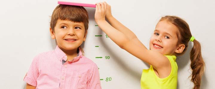 De groeicurve van je kind