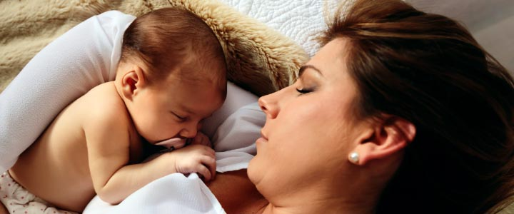 The never ending co-sleeping debate