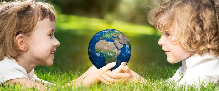 Duurzame Opvoeding - Duurzaam is hip - Doe je mee?