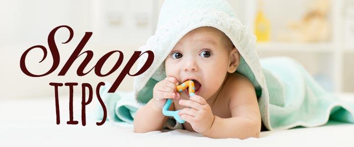 Geboorte ShopTips