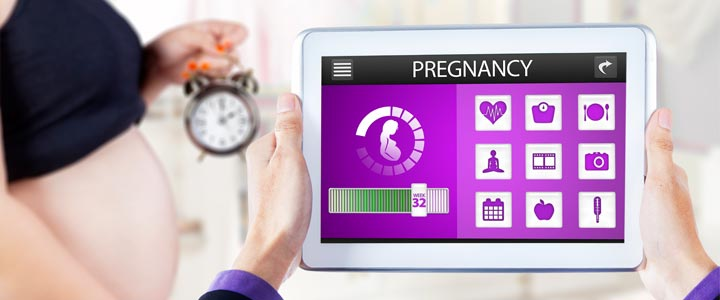 De handige beste zwangerschap app lijst (vernieuwd)