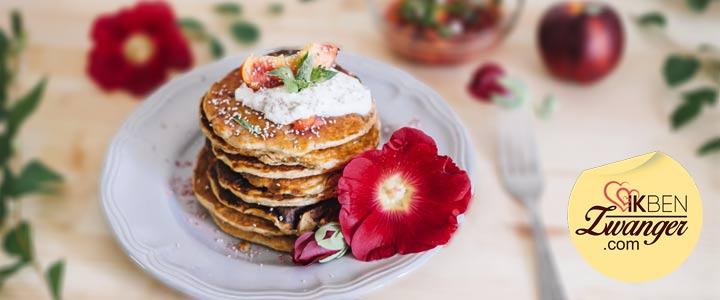 Recept van de week: Havermout pannenkoeken