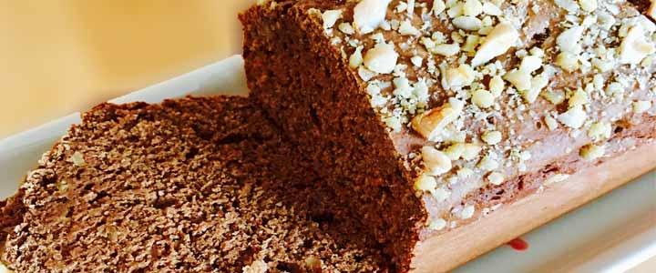 Heerlijke herfstcake met honing en noten