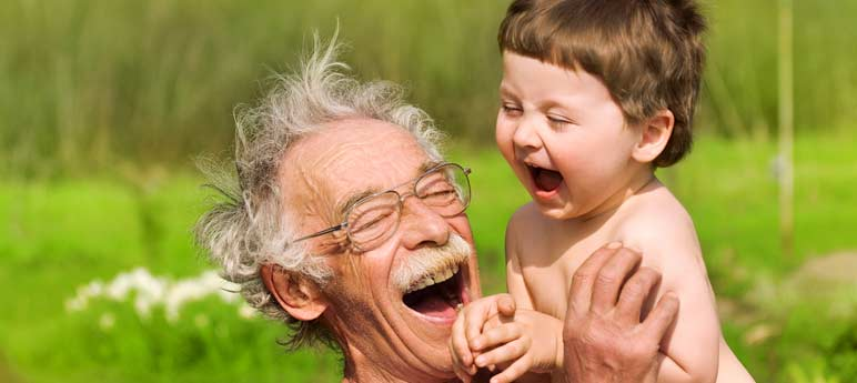 Leukste uitspraken van je kleinkind