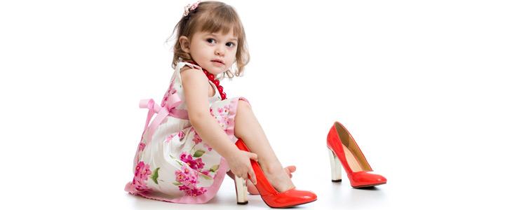 Wie loopt krijgt schoenen, toch? Schoenen met steun juist NIET goed