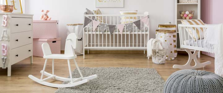 Dit zijn de leukste kinderlampen voor in de babykamer