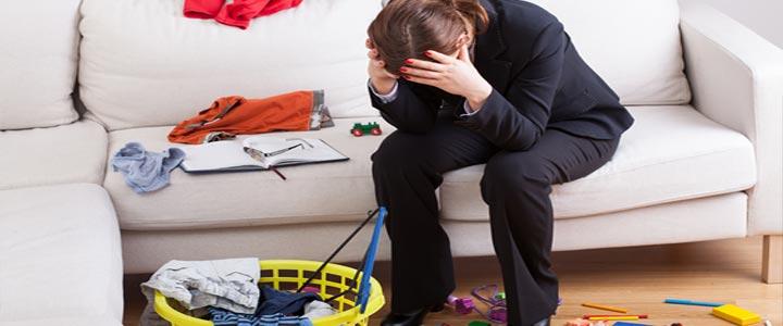 De kwaal van alle kersverse moeders: neem een mannendag