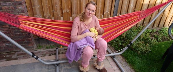 Nabespreking Van De Bevalling Met Doula Desie