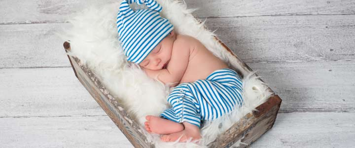Facts about newborns sleeping
