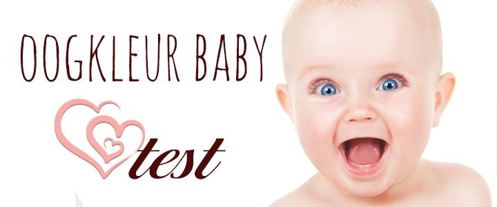 Welke kleur ogen krijgt je baby? De online test voorspelt de oogkleur!