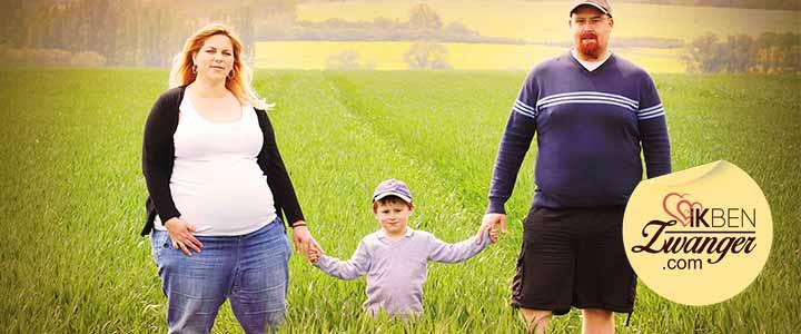 overgewicht vrouw zwanger