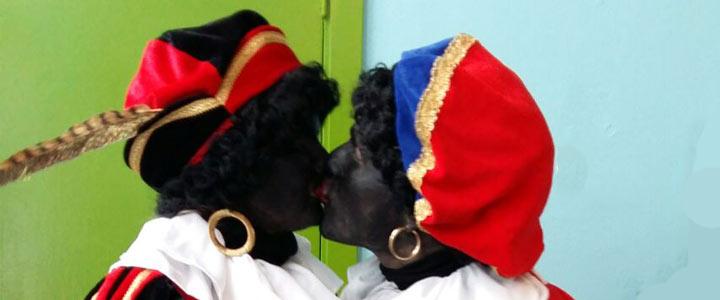 Sinterklaas is weer in het land, Quintin zet zijn schoentje
