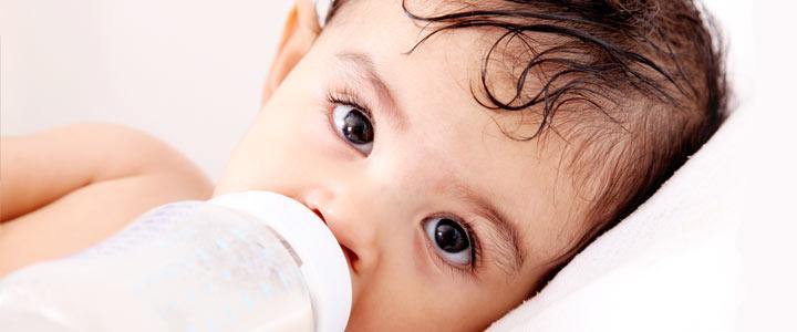 Reflux bij je baby