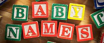 Jongensnamen op alfabetische volgorde