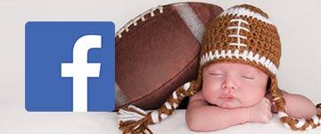 Facebook groepen van KindjeKlein