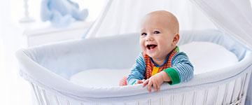 Babyspullen voor uitzetlijst