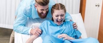 Is bij inleiden de bevalling pijnlijker dan bij natuurlijke weeen?