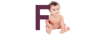 Babynamen met een F