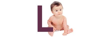 Babynamen met L