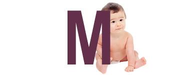 Babynamen met M