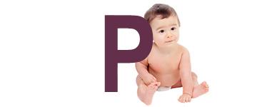Babynamen met een P