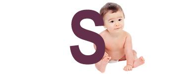 Babynamen eindletter S