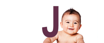Boy names with J