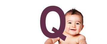Jongensnamen met Q