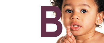 Meisjesnamen met een B